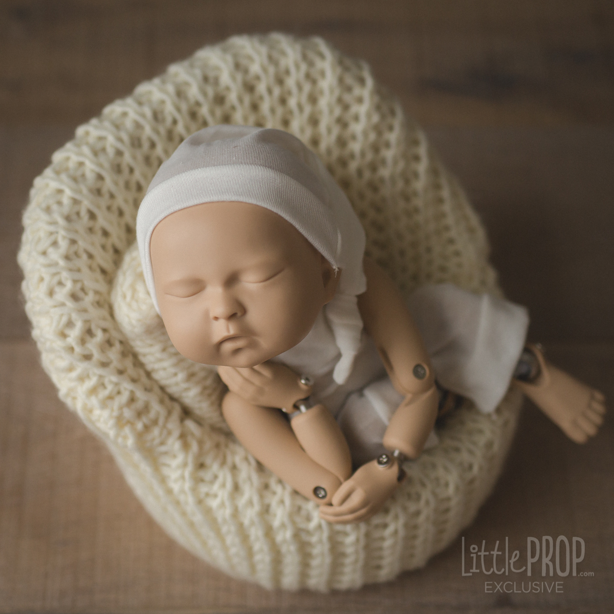 Cover outfit newborn photography prop