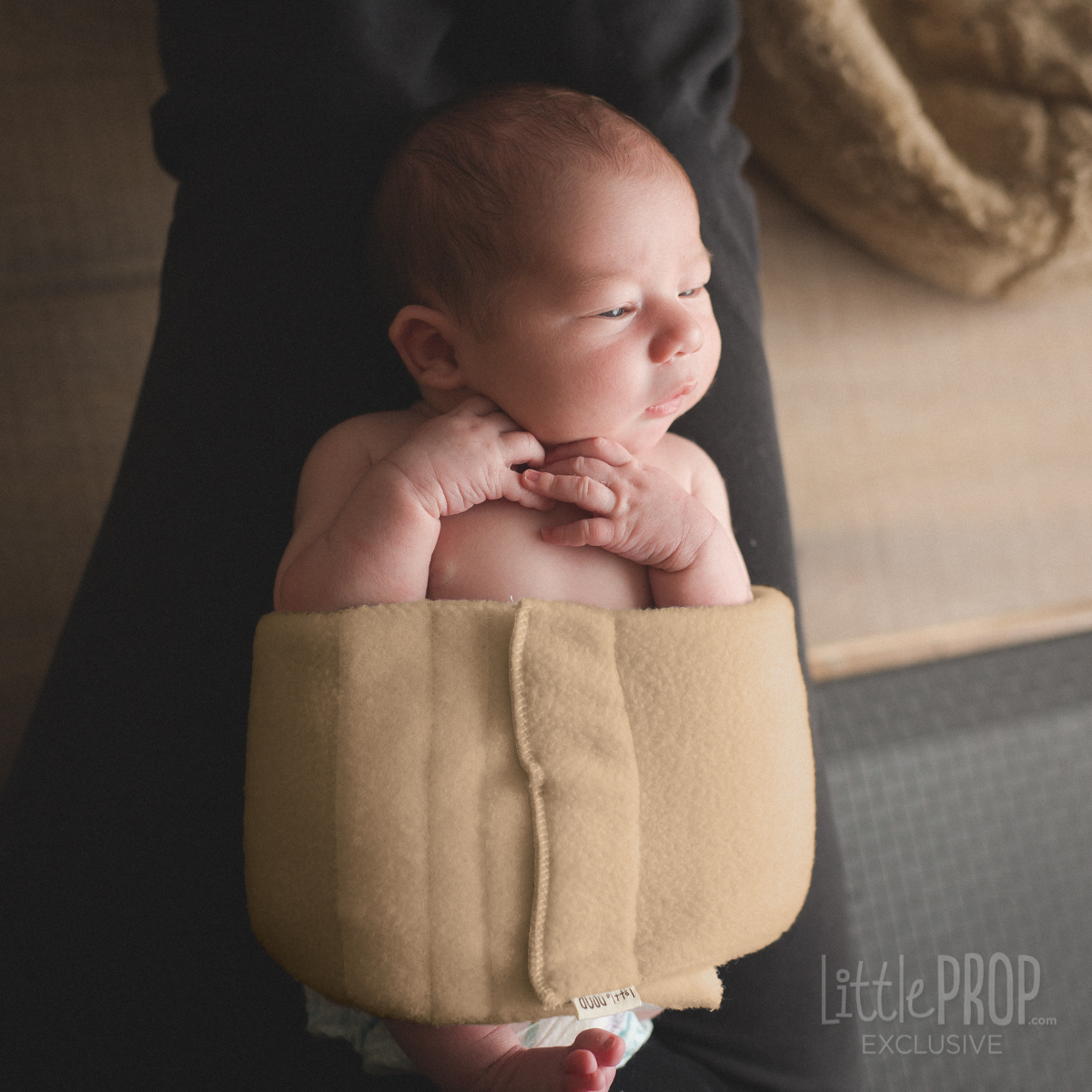 Baby band • for easy perfect potato wrap
