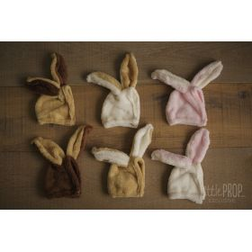 Bunny Ears Bonnet - 5 colors available