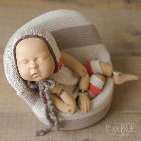 Newborn Posing Pod & Outfit Bundle