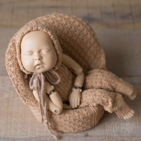Cover & outfit Newborn Photography Prop