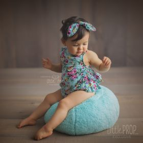 Little Puff  and Outfit Sitter Photography Prop