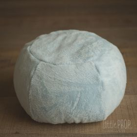Little Puff Cover Baby Blue Newborn Photography Prop