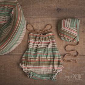 Grand Pod Cover & Outfit Baby Photography