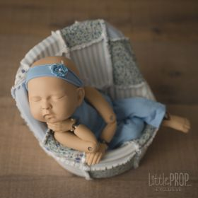 Baby Blue Cover & Outfit