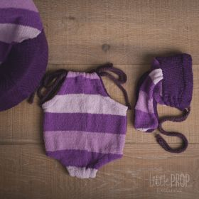 Grand Pod Cover & Outfit Newborn Photography Prop