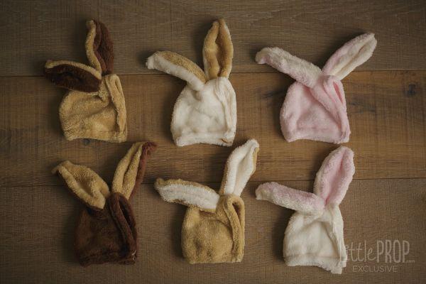 Bunny Ears Bonnet - 5 colors available