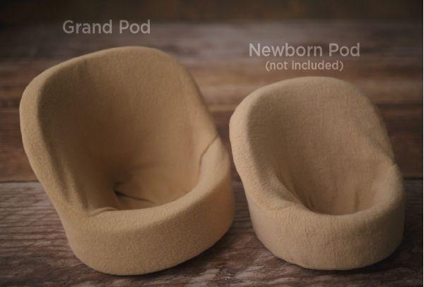 Grand Posing Pod (next to Newborn sized Posing Pod)