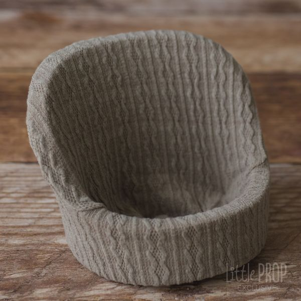 Cable Knit Ash - Cover Only