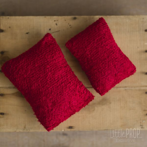 pillows photography prop