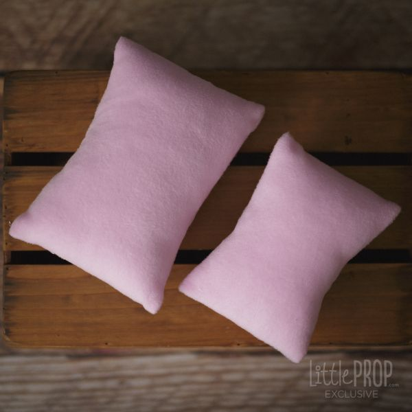 Pink Pillow Set Newborn Photography Prop