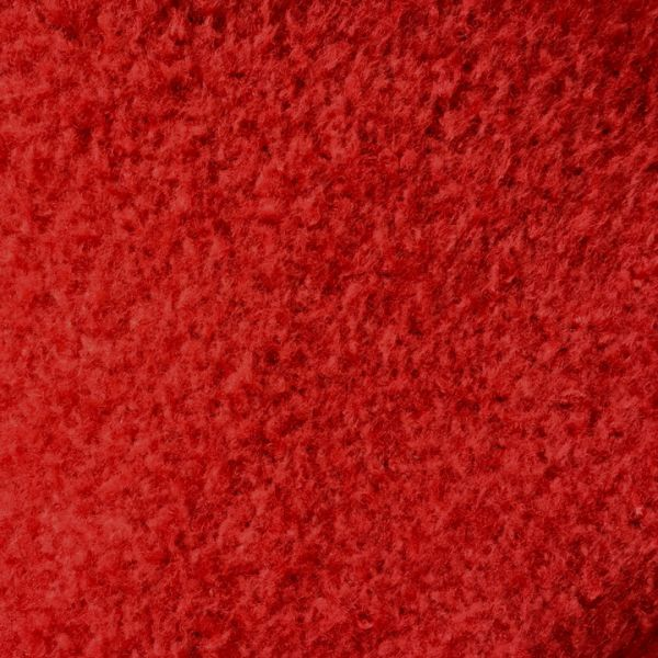Chenille Red Texture