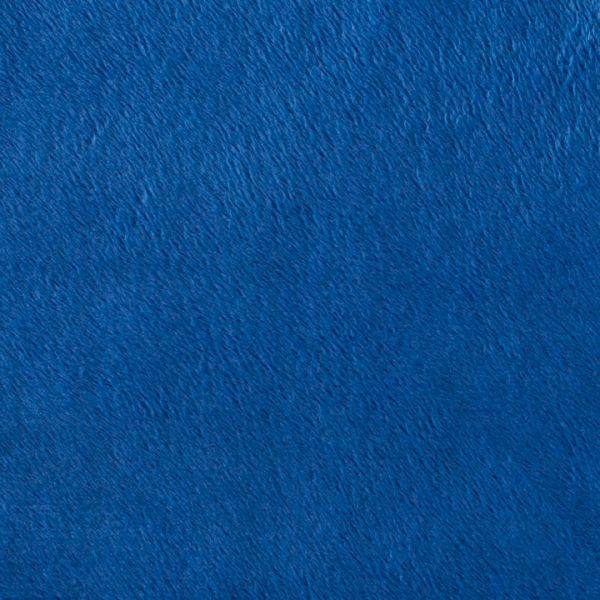 Velvety Royal Blue Texture