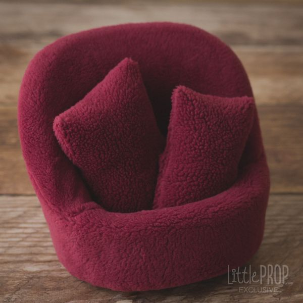 Grand Pod Raspberry Newborn Photography Prop