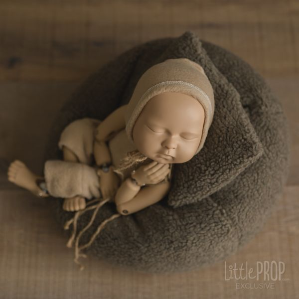 Little Puff Bundle Newborn Photography Prop