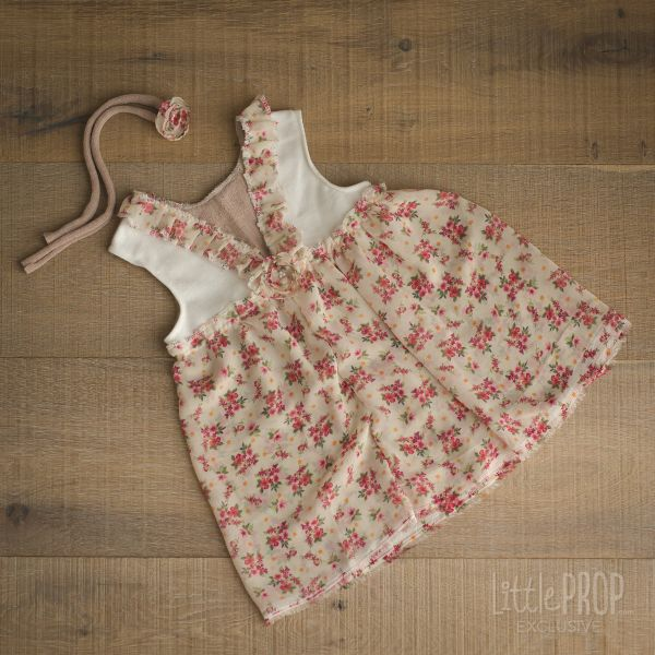 Babies & Toddlers Reversible Dress with headband