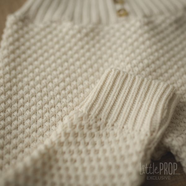 Knitted Ivory