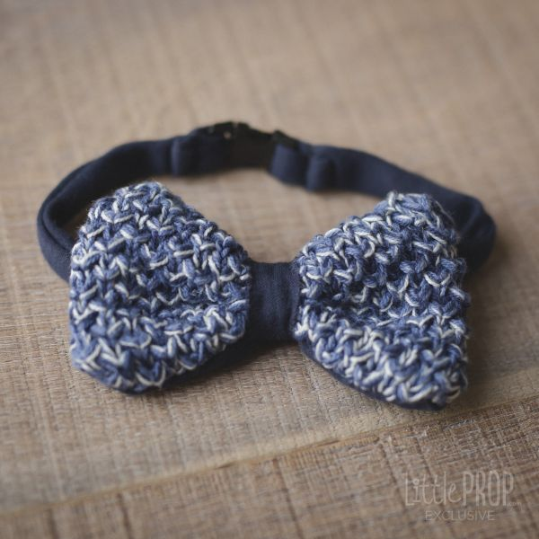 Bow Tie Photography Prop
