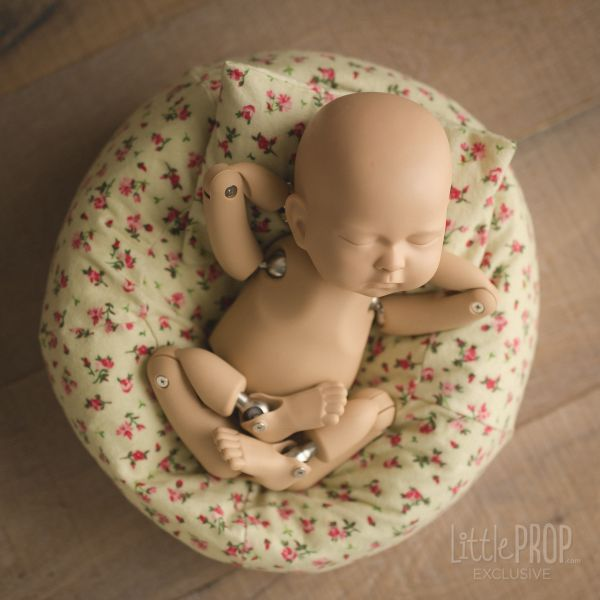Little Puff Newborn Photography Prop